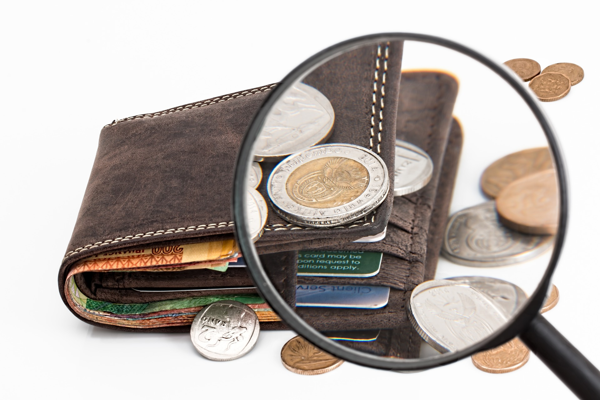 ケアマネの財布の中身